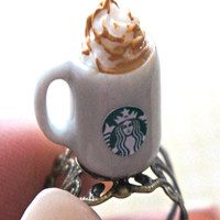 Starbucks Salted Caramel Mocha Ring