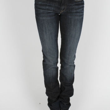 Parasuco 205RJO Blue Faded Studded Slim Fit Skinny Jeans