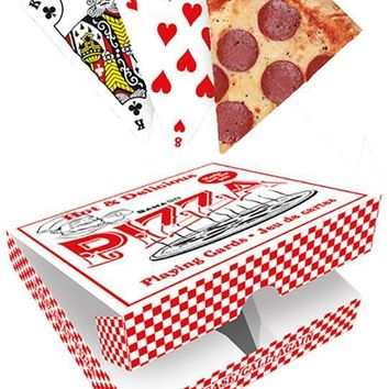 Pizza | PLAYING CARDS