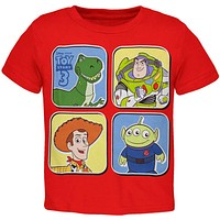 Toy Story - Toy Blocks Toddler T-Shirt