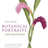 Botanical Portraits With Colored Pencils 1