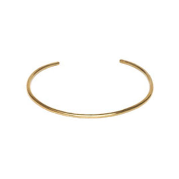Rebecca Taylor Thanks Collar Brass