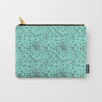 Mint Chip Carry-All Pouch by CHIBIpoppedTheDinosaur