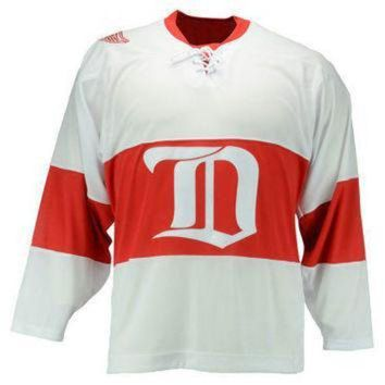 ICIKWV6 NHL Reebok Detroit Red Wings Mens Team Classic Jersey