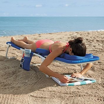 ErgoCloud Deluxe Beach Lounger