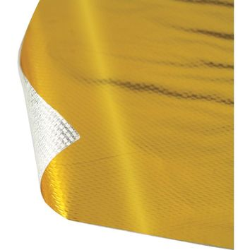 "Dei Reflect-a-gold Heat-reflective Material (12"" X 24"")"