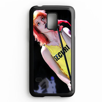 Hayley Williams Paramore Singer Galaxy S5 Mini Case