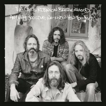 Anyway You Love We Know How You Feel - CHRIS ROBINSON, LP