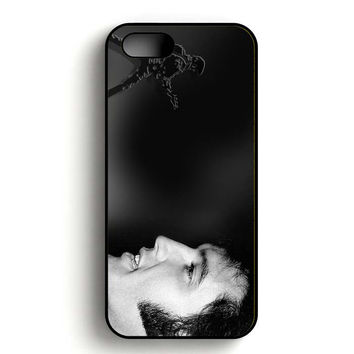 Elvis Presley Art iPhone 5, iPhone 5s and iPhone 5S Gold case