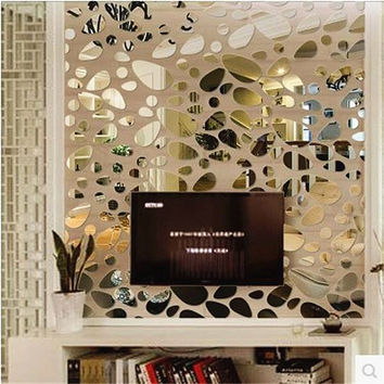 3D Wall Sticker Decoration-12pcs/set