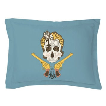 Do You Punk? Pillow Shams