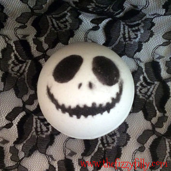 The Pumpkin King Halloween Bath Bomb