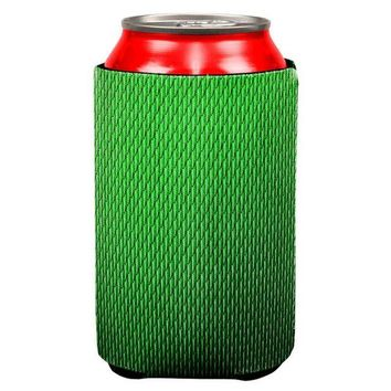 DCCKJY1 Halloween Green Earth Dragon Scales Costume All Over Can Cooler