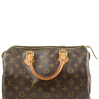 Louis Vuitton Monogram Speedy