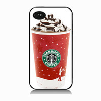 Iphone 5 Starbucks Christmas Cup
