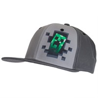 Minecraft - Creeper Inside Hat