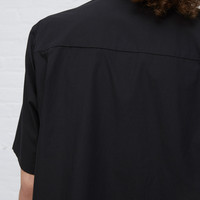 Totokaelo - Lemaire Black Three Pocket Shirt - $190.00