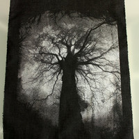 Tree nature  Back patch