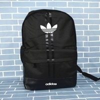 Adidas student bag leisure sports bag travel bag couple bag