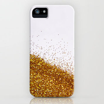 Glitter Is My Favorite Color II iPhone Case by Galaxy Eyes | Society6