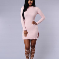 Anya Tunic - Light Pink