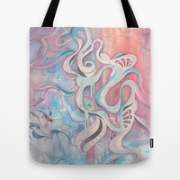 Tempest Tote Bag by Mat Miller