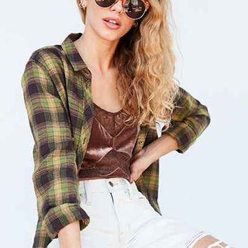 Festival Round Sunglasses - Urban Outfitters