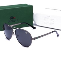 Lacoste Fashion Popular Sun Shades Eyeglasses Glasses Sunglasses G-A50-AJYJGYS