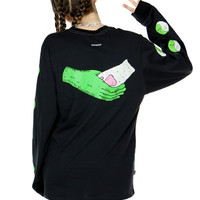 NERMAL YANG LONG SLEEVE TEE