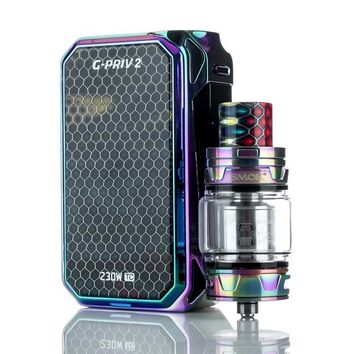 Smok G-Priv 2 Kit ( Luxe Edition ) with Prince V12 Tank