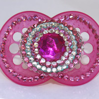 Jeweled Swavorski Pacifier