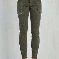 Military Skinny Work From Home Hero Pants