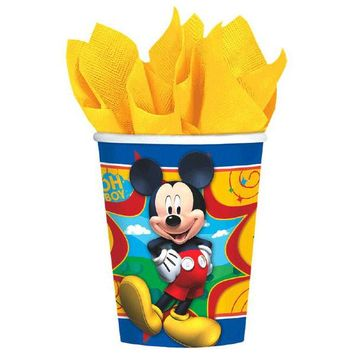 Disney Mickey Mouse Party Cups