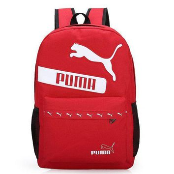 PUMA Wns Cute Backpack Red