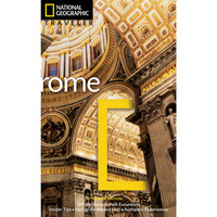 Rome: Traveler, 4th Edition, Non-Fiction Books