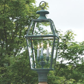 Yard Lantern - Post-mount