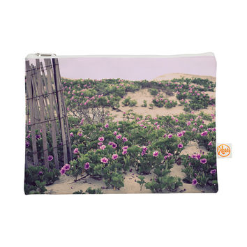 "Ann Barnes ""Morning at the Beach"" Flowers Everything Bag"