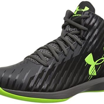 Under Armour Boys' Boys' Grade School Jet Mid K