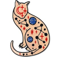 Cosmic Cat Large Patch