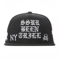 SSUR x BEEN TRILL - Allover Snapback