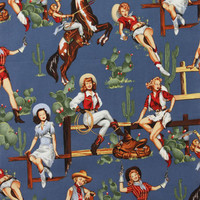 Novelty Cotton Fabric- From The Hip at Joann.com
