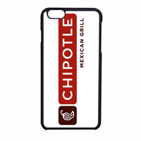 Chipotle Mexican Grill Iphone 6S Case