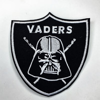 """Vaders"" Iron On Patch"
