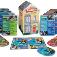 Full House - The Complete Series Collection (DVD, 2007, 32-Disc Set)