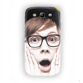 Fall Out Boy Patrick Stump Cute For Samsung Galaxy S3 Case
