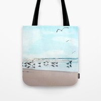 the gathering Tote Bag by sylviacookphotography