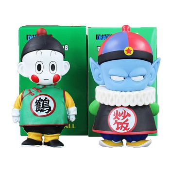 "Dragon Ball Z Chiaotzu Pilaf Childhood PVC Action Figure Collection Toy 6"" 15.5cm  Anime"