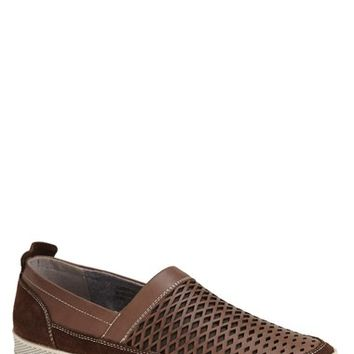 Men's Kenneth Cole Reaction 'Bikker With Me' Slip-On Sneaker