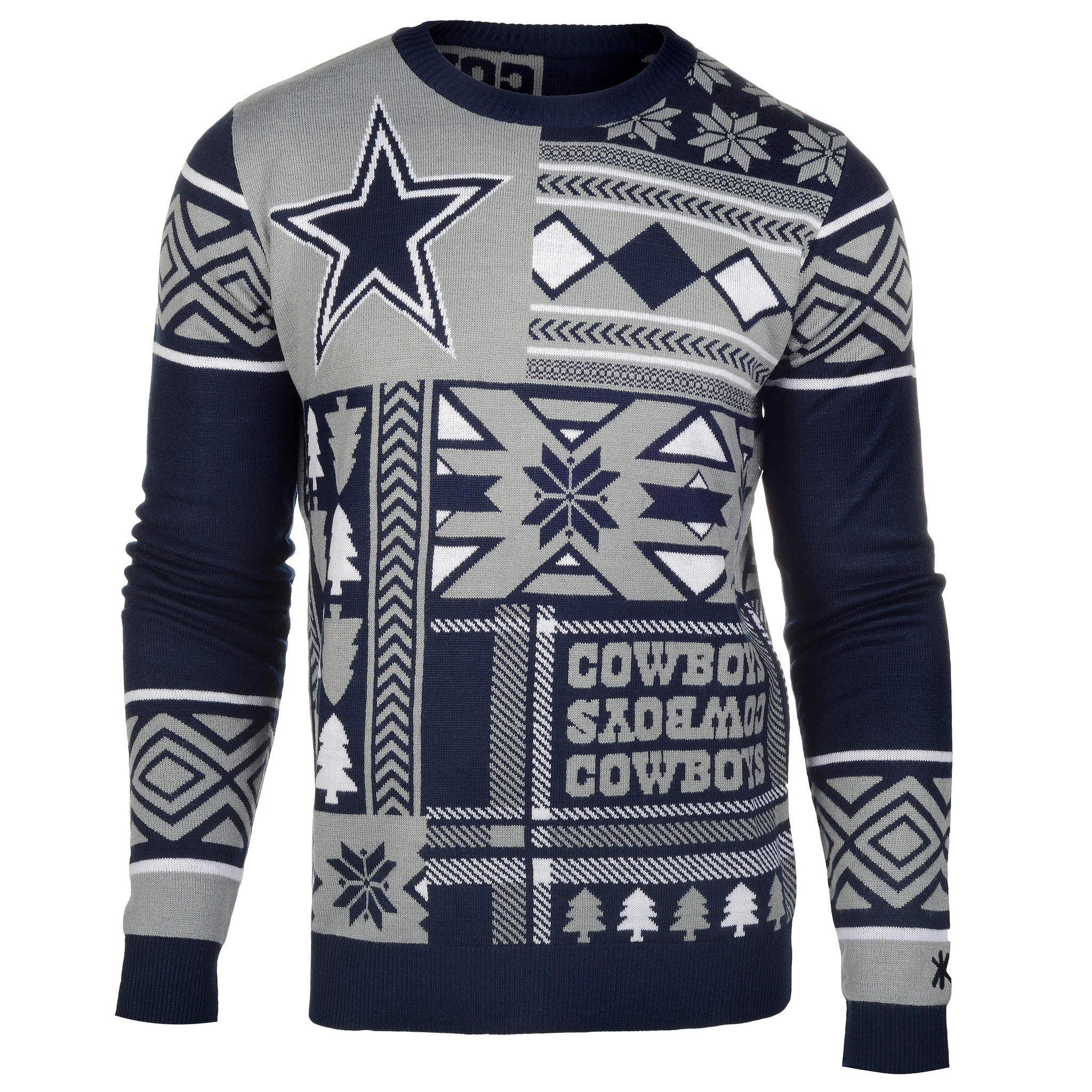 Top Nike Cowboys Men\'s Ugly Sweater  for sale Pbh2pxJf