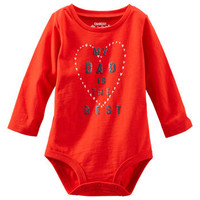 OshKosh Originals Graphic Bodysuit